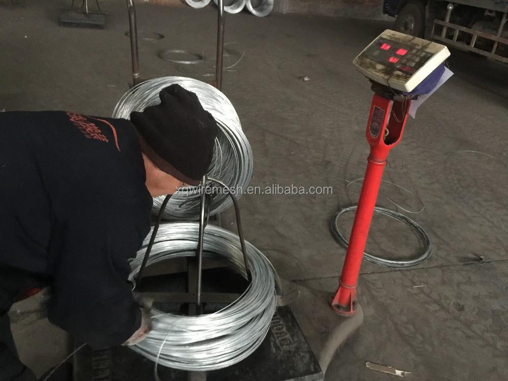 1.2mm wire hot dip galvanizing line