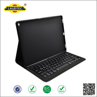 wireless Bluetooth Keyboard For iPad pro , tablet keyboard leather case For iPad Pro
