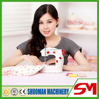 Small investment and high profits electric sewing machine