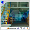 Storage steel pallet racking Structual modular mezzanine floors
