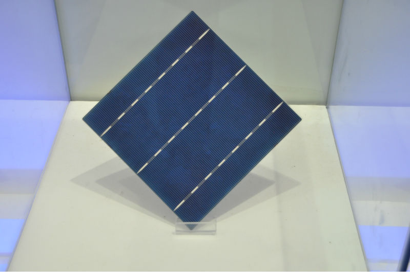 No color difference A grade buy solar cells bulk 156mm