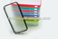 For Iphone 4 Ultra Slim Shock Proof Back Cover Case, TPU Clear Protective Case For iphone 4