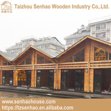 Customized design supplies structures outdoor timber professional shopping wooden house