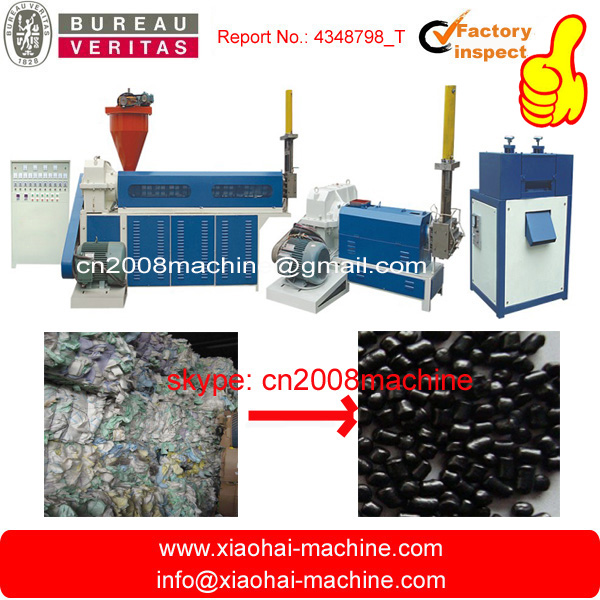 Recycling Machine To Make Plastic Pellets