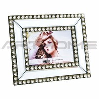 Acrylic Plastic Material 2016 New Pattern Personalized Beautiful Wholesale 3X5 Picture Frames