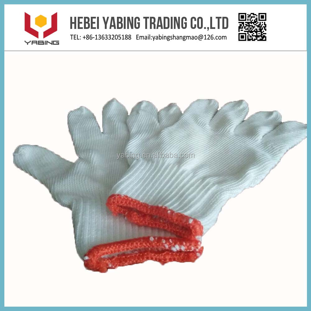 masonic cotton working gloves manufactures in China