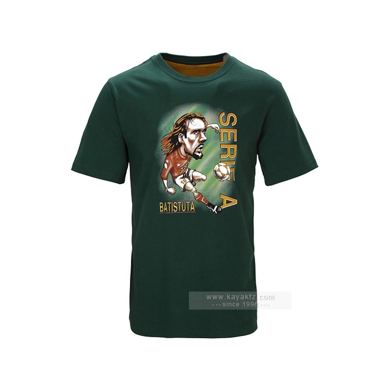 Custom 100%cotton screen printing advertising t-shirt