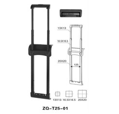 ZQ-T45-03 Good Luggage Tension Bar For Sale