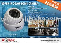 Rover IR Color Dome Camera
