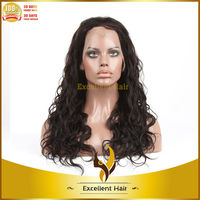 fast shipping 6-36inch accept paypal factory supply brazilian real hair 100% lace front wigs for women