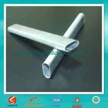 q195 pre galvanized steel tubes hollow section /cast iron tubes