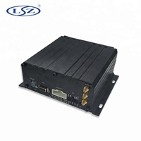 Safety Products of Vehicle 1080P HDD Mobile DVR with GPS 3G WIFI