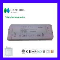 Constant Current 1650mA 80W Triac Dimmable LED Driver