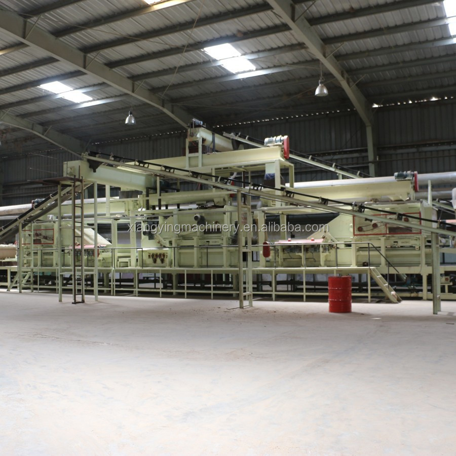 Particle board making machine/ particle board production line/ particle board melamine lamination hot press