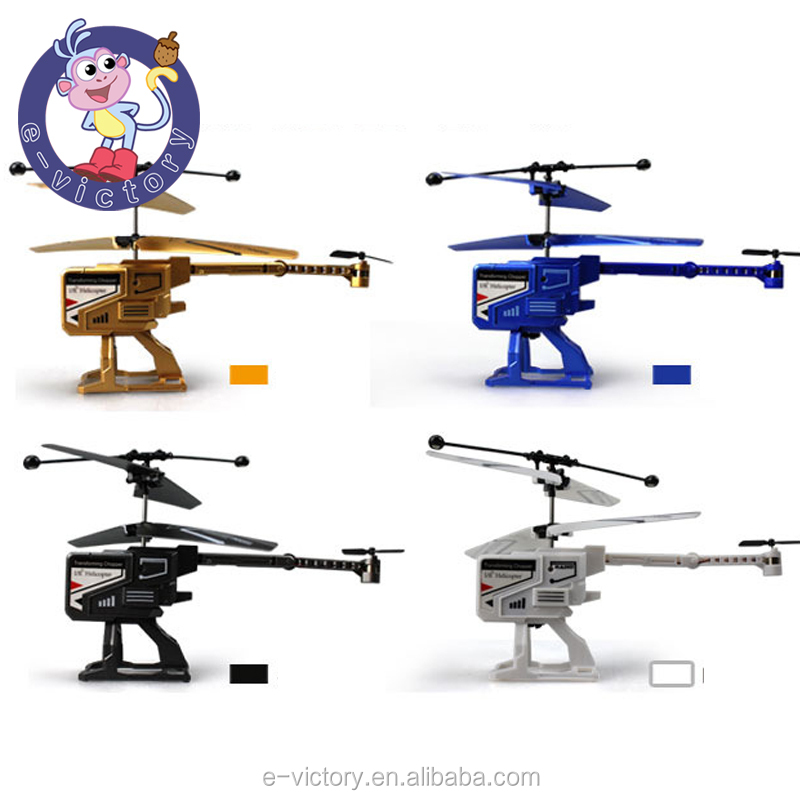 Fold rc model helicopter latest design transforming rc helicopter toys