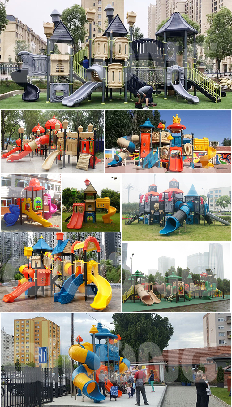 New Desgin High Quality Outdoor Adult Playground