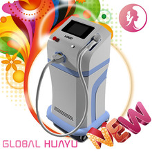 Factory Face frozen feeling professional 808nm diode laser GHY