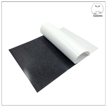 Customized Strong Adhesive Foam Paper Printing Rubber Magnetic Sheet A4 For Sale