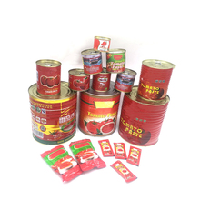 Bulk Seasoning Portable Tomato Sauce Paste in convenience package