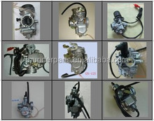 Motorcycle carburetor,parts for Gy6,Kymco Scooter, 50,100,125,150 cc