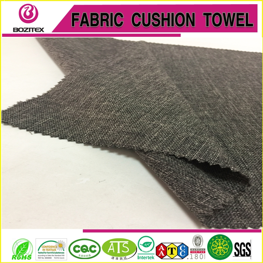 Bamboo joint imitation linen fabric for sofa curtain