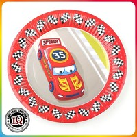 "Hangzhou New Design Partyware Wholesale 7"" Paper Plates"