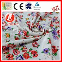 2015 wholesale new design fabric artificial flower for girl dress