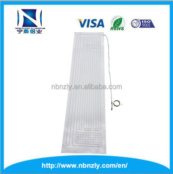 Chest Freezer Spare Parts Copper Tube Evaporator