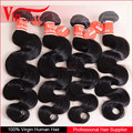 body wave hair extension 100% virgin human hair extension