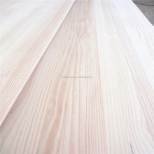 AA grade Pine edge glued finger joint wood board from china factory wood timber