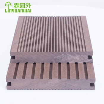lyw cut-price but graceful outdoor composite wpc decking flooring