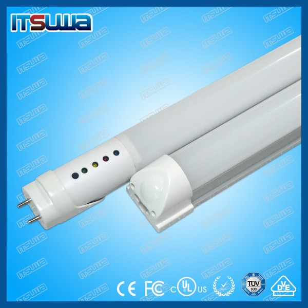 Emergency T8 tube light Microwave Sensor Light energeny saving battery emergency time last 90 minutes