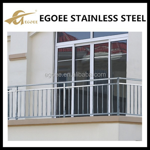 stainless steel veranda aluminum railings