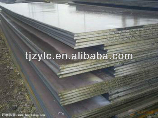 Cold rolled steel plate price/silicon steel