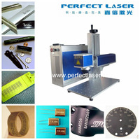 plastic button laser printing machine with high quality