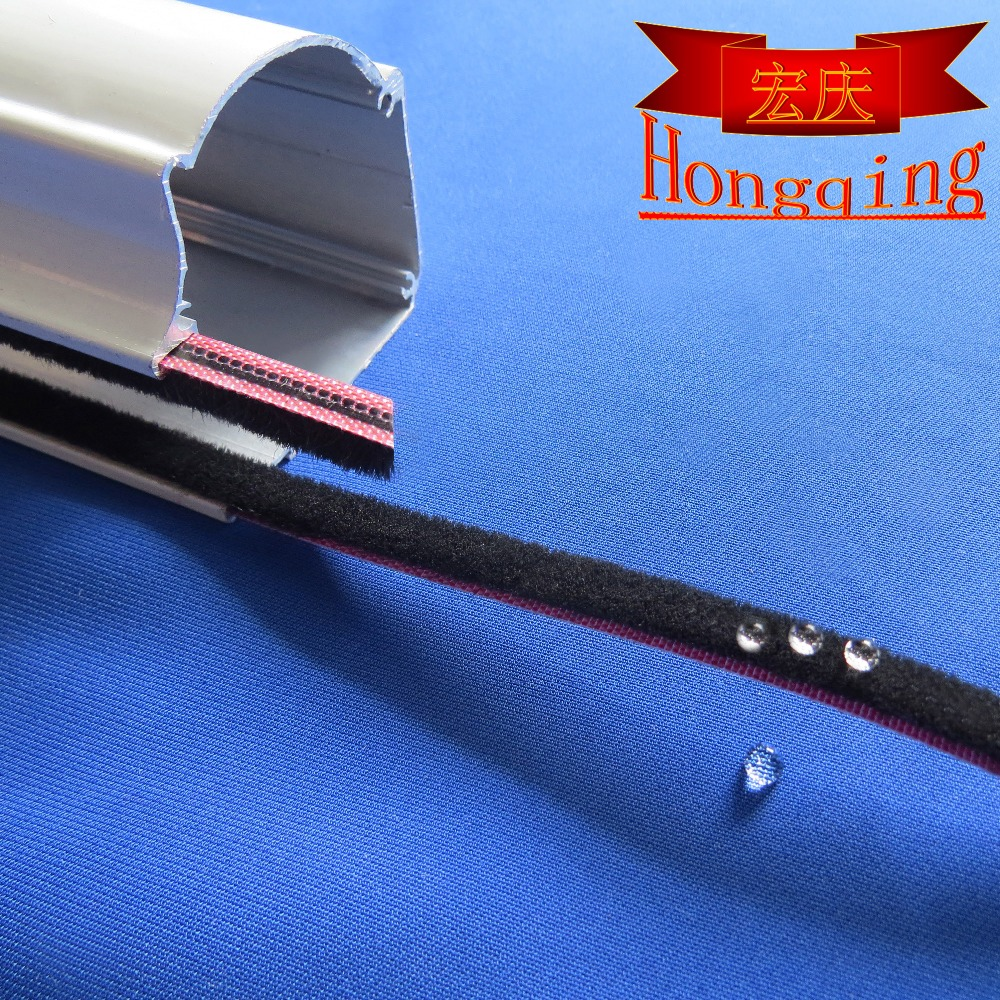 pp waterproof silicone seal strip for sliding door