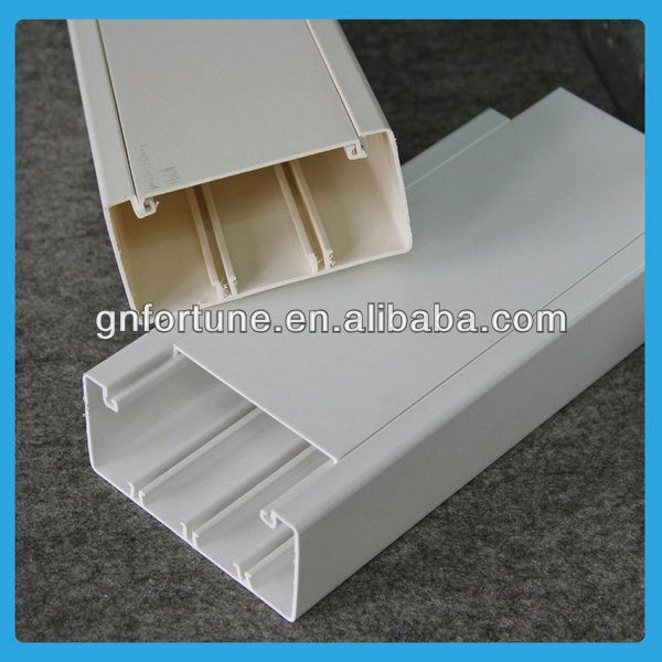 China pvc wiring tube