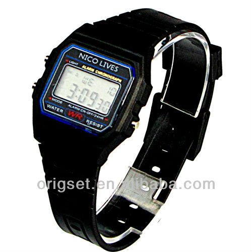 promotional digital watches sports cheap watch promotion