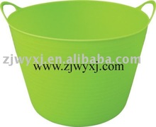 Small plastic water buckets Multi-function plastic bucket REACH