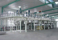 Two-componet PU paint production line