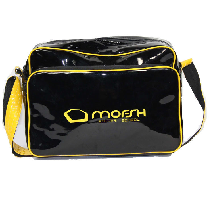 2015 high quality fashion best pvc messenger bag for teen