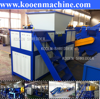 High performance wood grinder shredding machine