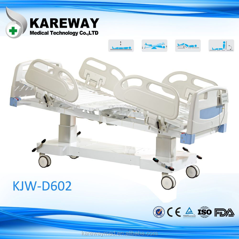 HOT ICU hospital room electric bed remote control adjustable