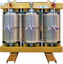 SG(B)10-100~2500 H-class insulation three-phase dry-type transformer