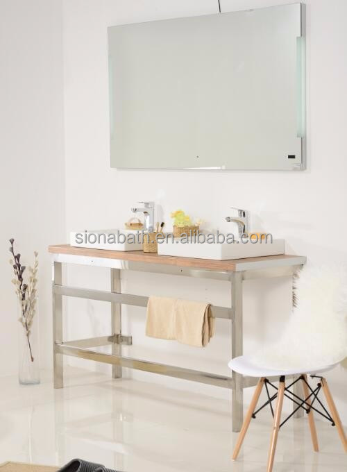 Factory direct bathroom luxury cabinet
