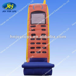 Cheap inflatable phone for advertising