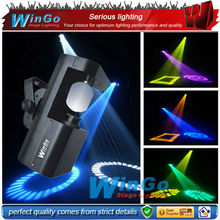 60W rotating gobo LED scanner light /Fixed gobo professional stage light