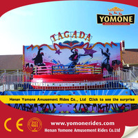 China Amusement Rides Disco Tagada Used Amusement Park Rides for sale