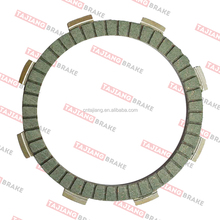 Copper base Semi-metal motorcycle clutch plate CG125 the best quality in the world