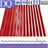 corrugated metal sheet/galvalume roofing sheets wave tile